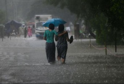 Warning of heavy rain in Madhya Pradesh, red alert issued in these districts