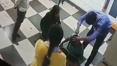 Youth  got beaten in Filmmaker's house doubt of mobile theft