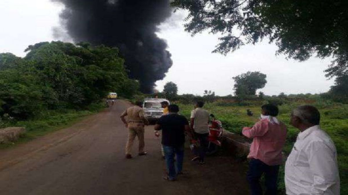 Maharashtra: 13 dead in explosion at chemical unit in Dhule district