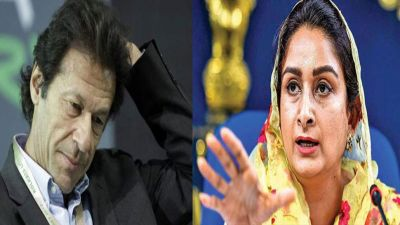 After Sikh girl's forced conversion in Lahore, Harsimrat Kaur attacks Imran Khan