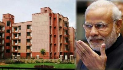 Central government to provide housing to all by 2022, Pakka houses to be built for urban poor