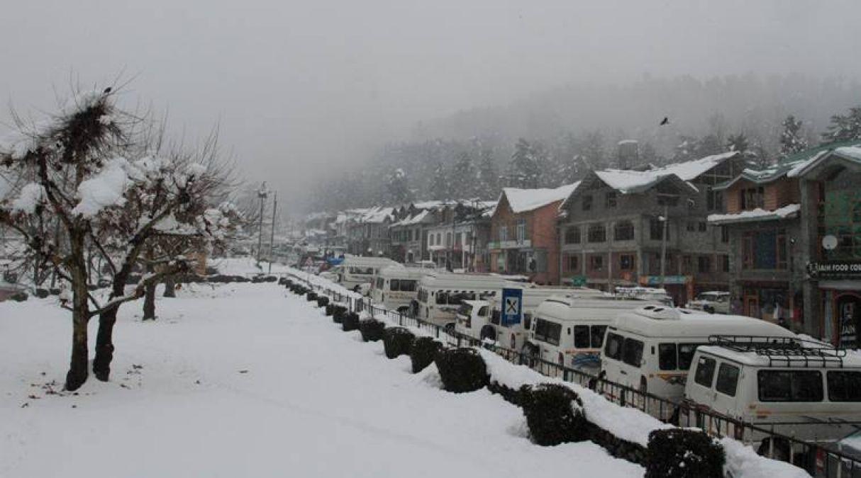Image result for ठंड की चपेट में आया उत्तर भारत, हिमाचल और लद्दाख में तापमान शून्य के नीचे