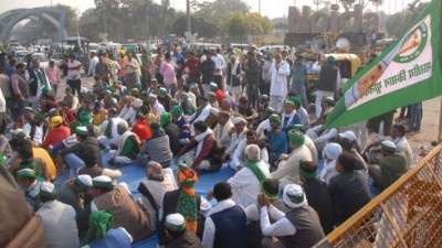 Petition files in Supreme Court against farmers' protest