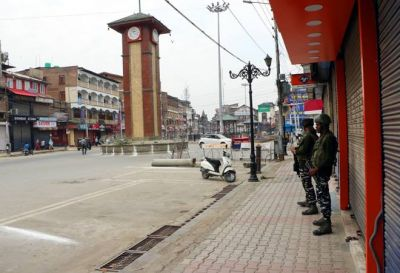 Economy of Kashmir broken by the removal of section 370, loss of 15 thousand crores in four months