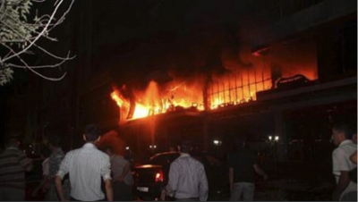 Massive fire breaks out in Delhi's grain market, 32 dead