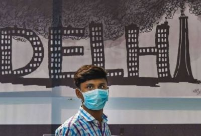 Toxic air in Delhi for 3 days, most pollution in this city
