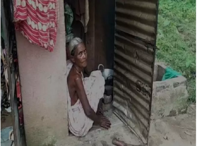71-year-old woman is forced to live in toilet for last three years, cooks food and spends the night there