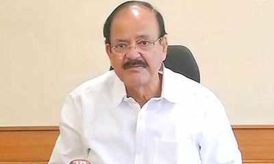 Vice President Venkaiah Naidu about women's safety, says, 'There is a weakness in our system...