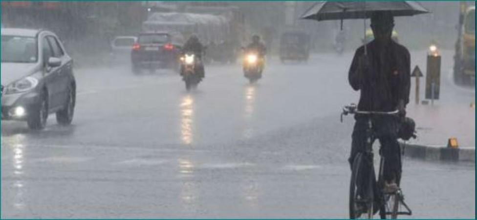 मुंबई में बारिश का ऑरेंज अलर्ट, हाई टाइड की भी है चेतावनी