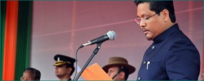 Meghalaya CHIEF Minister Konrad Sangma infected with corona