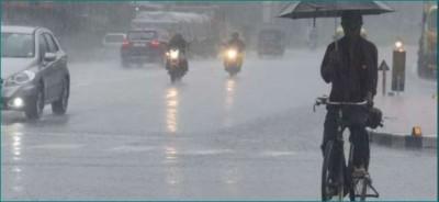 """Orange alert for Mumbai: Warning of """"extremely heavy rain at isolated places"""""""