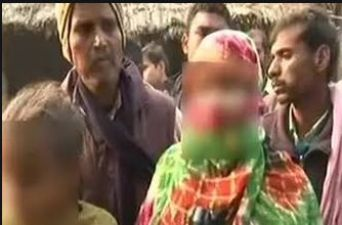 Attempt to dig grave of Unnao rape victim, uproar take place