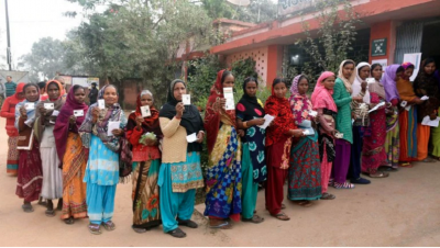 Jharkhand Assembly Election: Voting for third phase continues, 13.05% voting till 9 pm