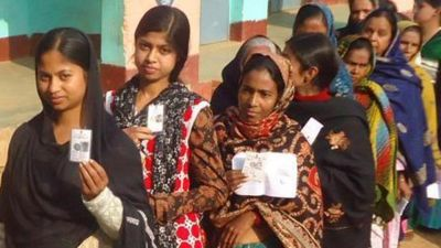 Jharkhand Assembly Elections: Voting for fourth phase continues