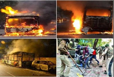 Jamia violence: Student shot in protest against Citizenship Bill, hospitalized