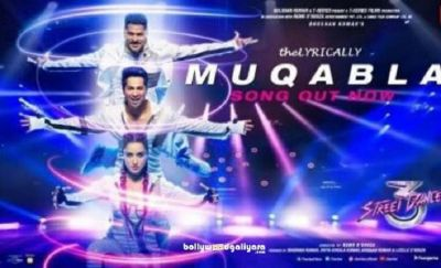 First song of Varun Dhawan's Street Dancer 3D released, watch it here