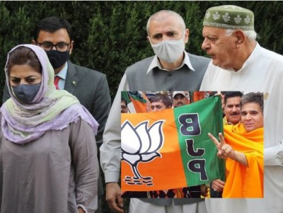 BJP stands firmly in Jammu and Kashmir DDC election, 38 seats lead