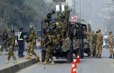 Pakistan violates ceasefire in Poonch sector, Indian army gave befitting reply