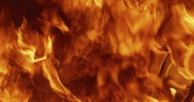 Delhi:Fire at residential building in Delhi's Krishna Nagar, 40 people rescued