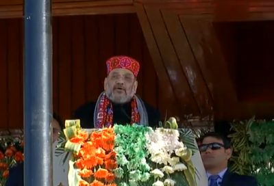 Jairam government of Himachal completes two years, Amit Shah counted the work done by the Center