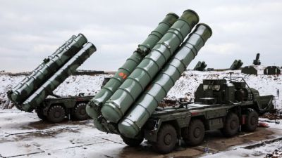 S-400 missile system: India's security will destroyed the enemy's missile easily