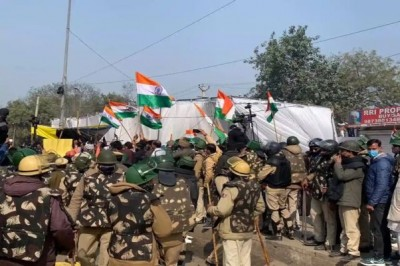 Farmers protest: Suspension of internet services at Delhi borders, date extended till February 2
