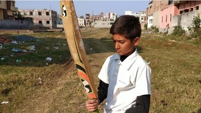 Child becomes victim of cybercrime when he put ad to sell his bat