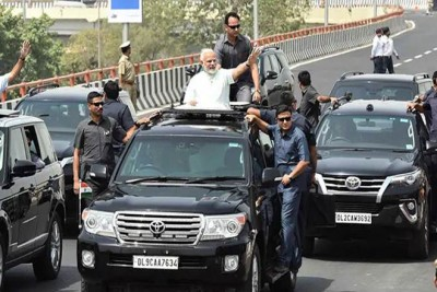 Union Budget: Rs 600 crore allocated for PM Modi's SPG protection