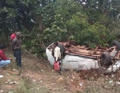 Young man went to see the girl, died in a tragic road accident