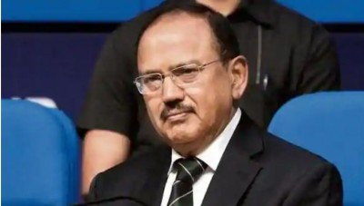 Video of Ajit Doval's office found from Jaish terrorist, NSA security increases