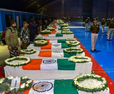 Heart-wrenching condition of families of Pulwama attack martyrs