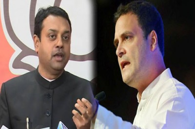 Rahul Gandhi asked three questions on Pulwama attack, BJP leader says' you should be ashamed '