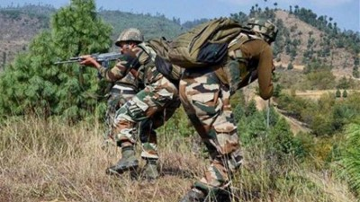 Pakistan again violets ceasefire, Indian Army gave a befitting reply