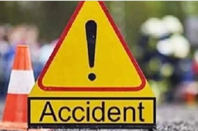 राजस्थान में बड़ा सड़क हादसा, 2 की मौत, 30 से अधिक घायल