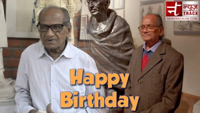 Ram Vanji Sutar won hearts with his art, conferred with Padma Bhushan Award