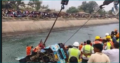 Sidhi bus accident: 52 dead, one more body recovered
