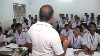 'Two lakh rupees or else the whole school will be blown up by the bomb ....' Class 10 student's threat created a stir