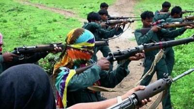 Naxalite terror in Chhattisgarh; killed government servant