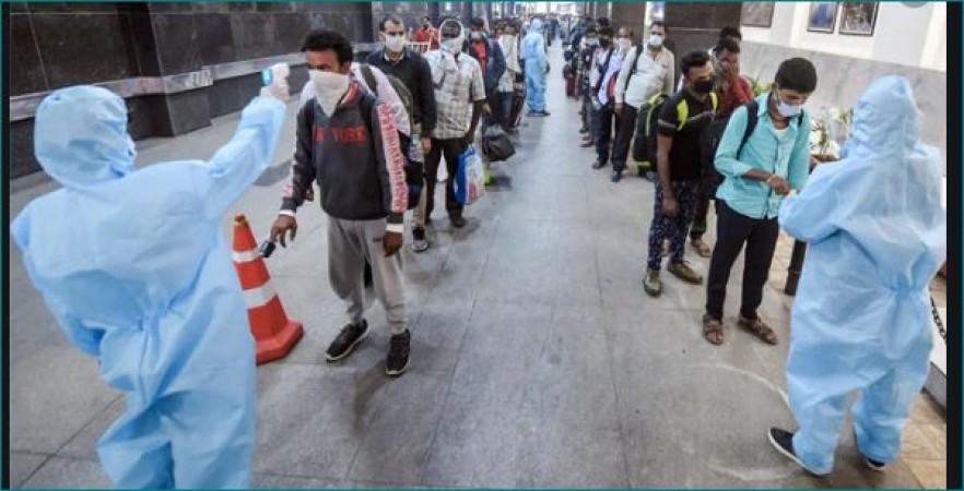 महाराष्ट्र में सामने आए 6971 नए कोरोना केस, 35 मरीजों की हुई मौत