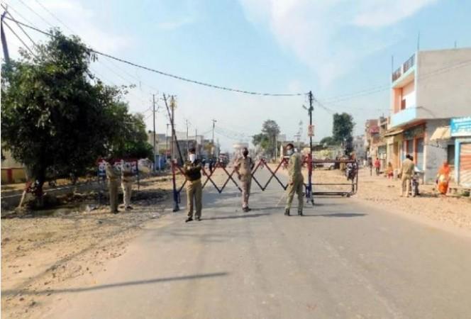 बढ़ते कोरोना मामलों के चलते कर्नाटक ने फिर सील की केरल बॉर्डर, लोगों को नहीं मिल रहा प्रवेश