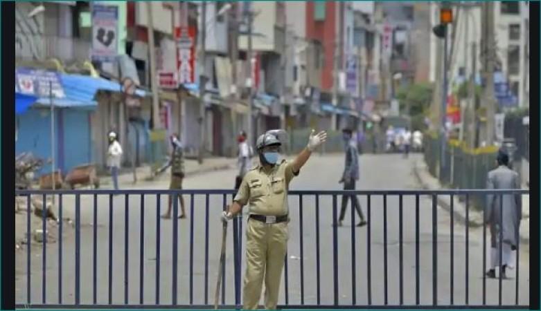 महाराष्ट्र के इस शहर में लगा नाइट कर्फ्यू और यहाँ रहेगा लॉकडाउन