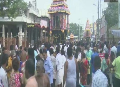 Mahashivaratri is organized for 12 days in this huge temple