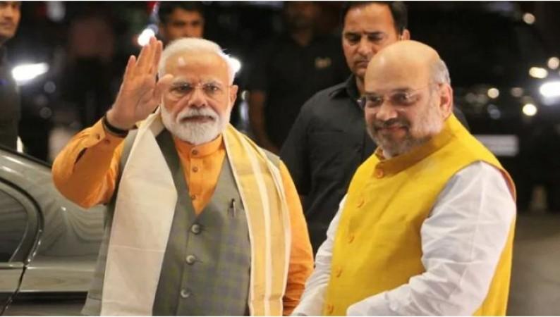 गुजरात निकाय चुनाव में भाजपा की जीत से गदगद मोदी-शाह, जनता को कहा- 'शुक्रिया'
