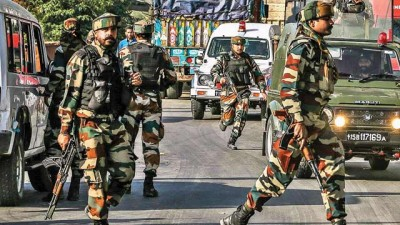 Terrorist infiltration in Jammu again, high alert issued