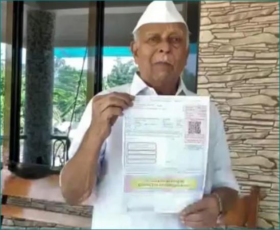 80 करोड़ का बिल देखकर उड़े बुजुर्ग के होश, करना पड़ा अस्पताल में भर्ती