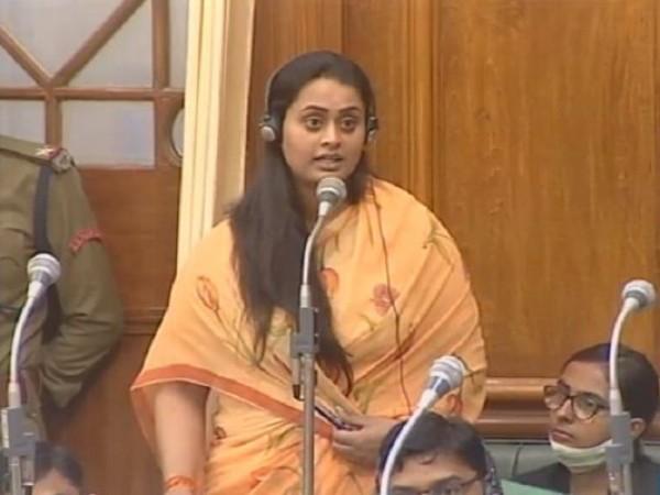 भाजपा विधायक श्रेयसी सिंह बोलीं- 'अनाज के भुगतान में की जा रही गड़बड़ी'