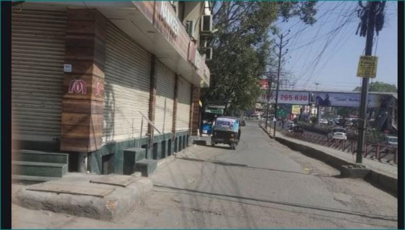 MP में देखने को मिला भारत व्यापार बंद का असर, बंद रही दुकाने