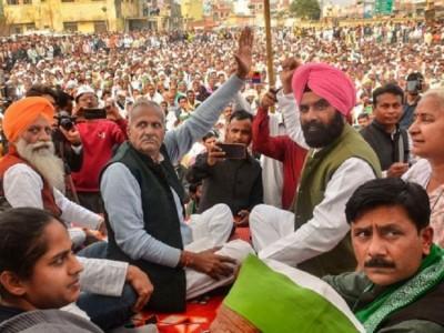 Agitators will celebrate Youth Farmers Day, 'Kisan Congress' will encircle Krishi Bhavan