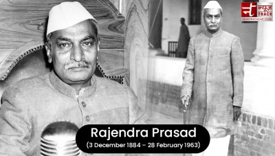 Celebrating death anniversary of first President of country: Dr. Rajendra Prasad