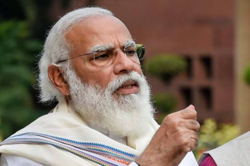 मन की बात में बोले प्रधानमंत्री मोदी, कहा- हम अपने सपनों के लिए किसी दूसरे पर निर्भर रहें...